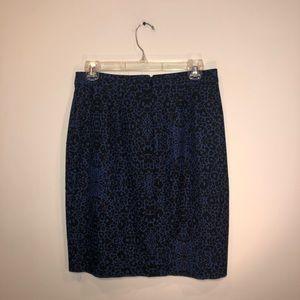 Halogen Skirts - Halogen Cheetah Print Pencil Skirt
